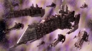 flotta della guardia imperiale
