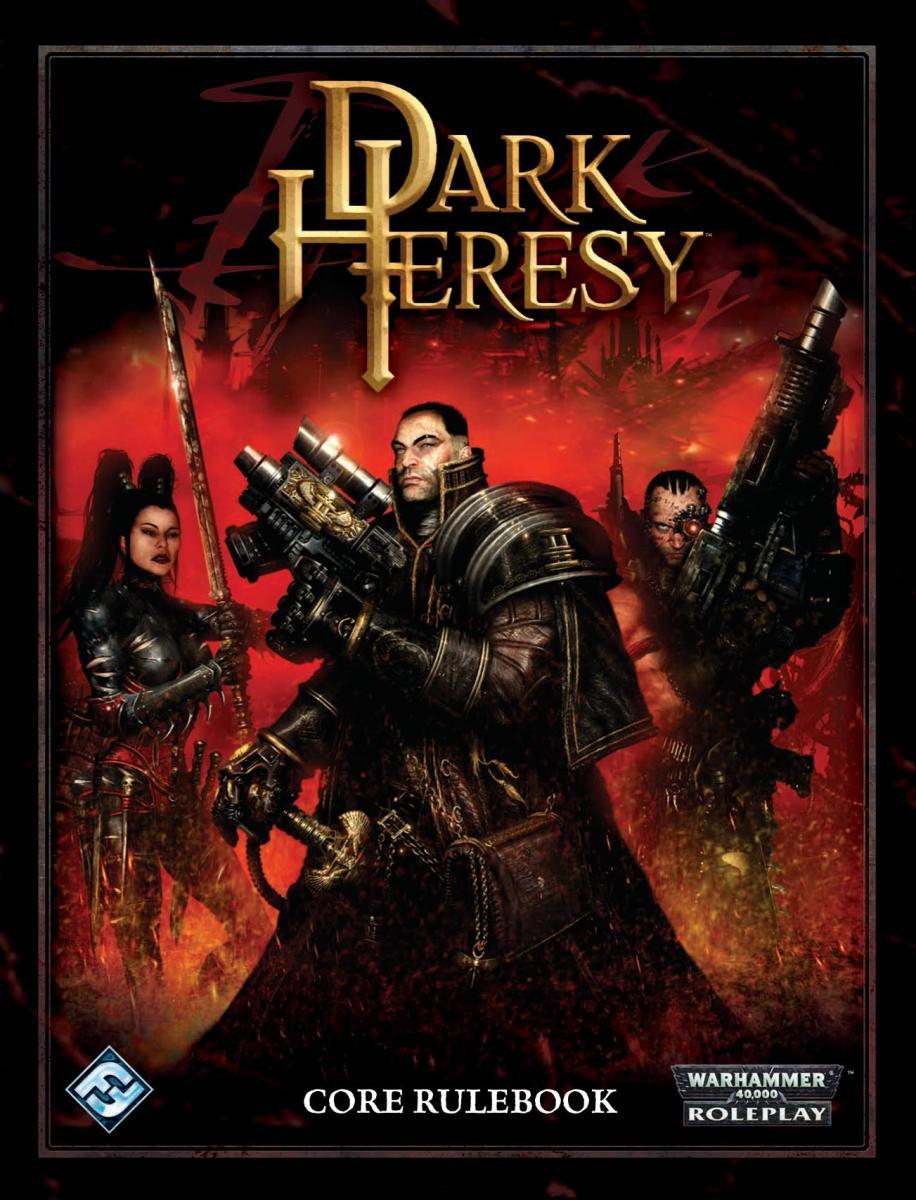 Schede personaggio GdrTales - Warhammer 40k: Dark Heresy