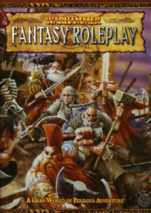 Warhammer Fantasy GDR