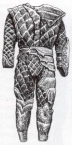 GURPS: analisi e presentazione delle armature fantasy/medievali
