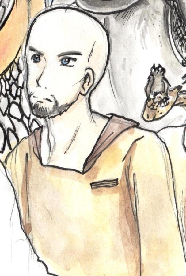 Kher, ritratto della piazza