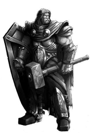 Phar, paladino della Mano Argentata