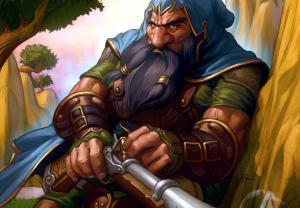 Thordar, cacciatore