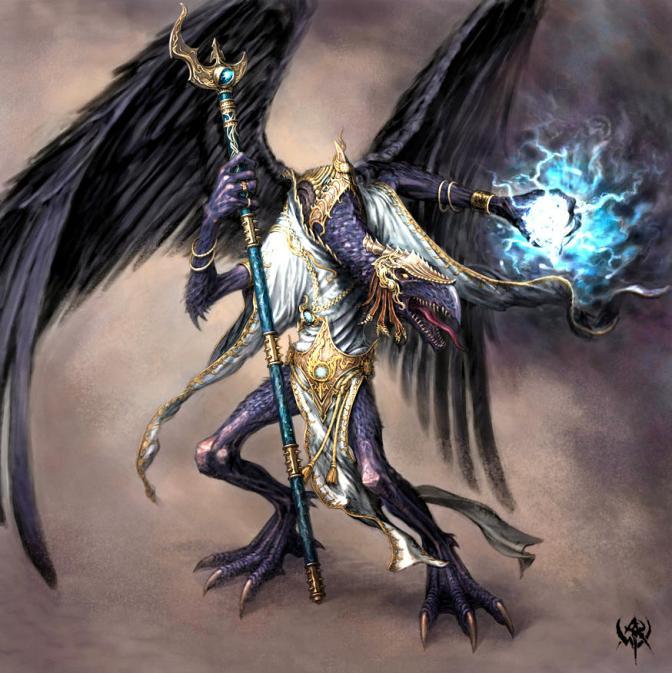 Demone Maggiore di Tzeentch