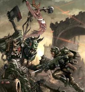Guardia Imperiale - Battaglia