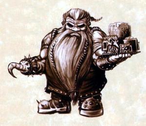 Nano oste warhammer fantasy