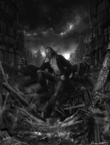 Richard Skinner - Terre Perdute, Sine Requie