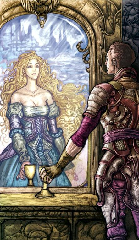 Lo Specchio del Mondo - Gli Amanti