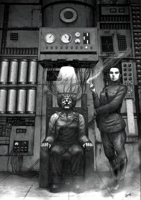 Sine Requie - Macchina Educatrice (soviet)