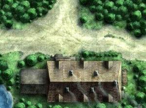 chiesa (D&D mappa)