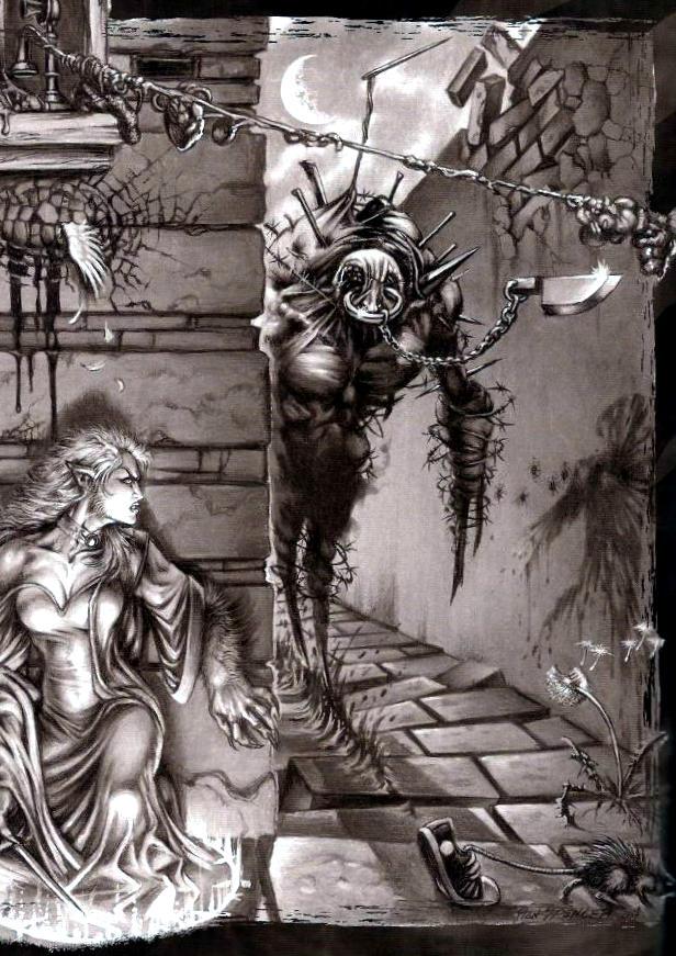Lupi Mannari: I Rinnegati - Il Mondo degli Spiriti