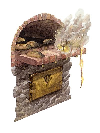 Topo Cinereo (nel forno)