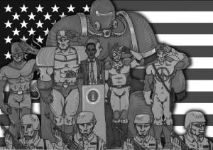Amazing Men of America presentati al mondo da Barack Obama