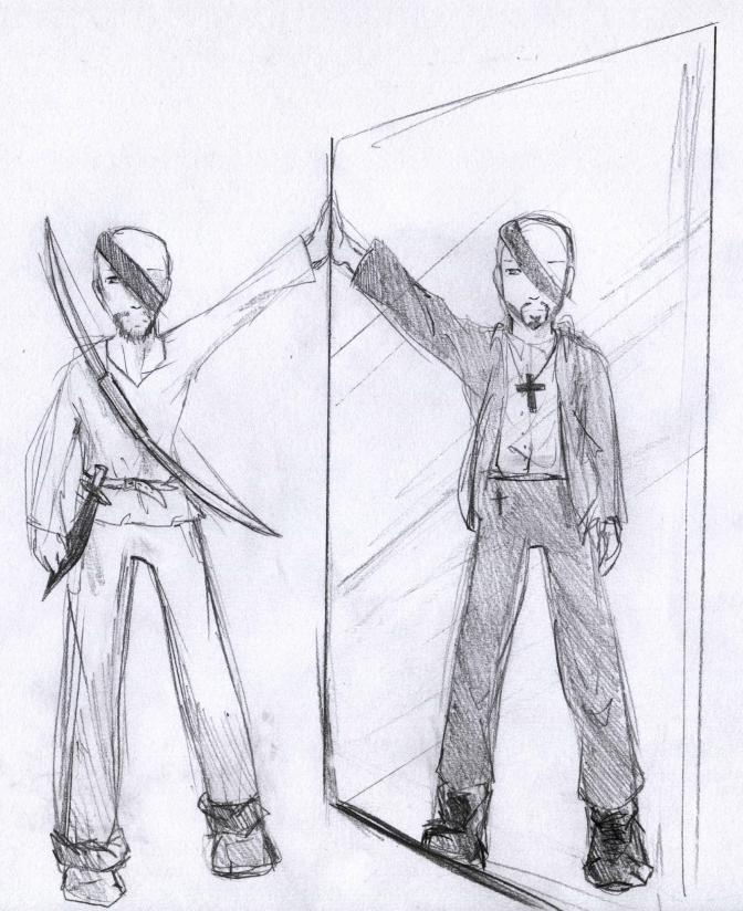 Lo Specchio del Mondo - Vassily e Valerio