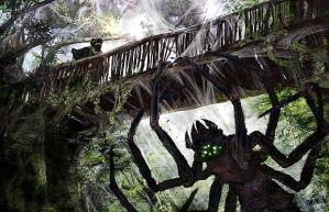 Ragno gigante (caccia)