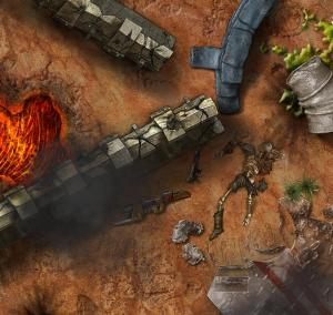 Mutant Chronicles - campo di battaglia 2
