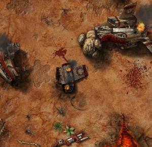 Mutant Chronicles - campo di battaglia