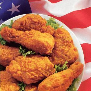 Pollo fritto batte pranzo al sacco giapponese. USA 1 - GIAPPONE 0