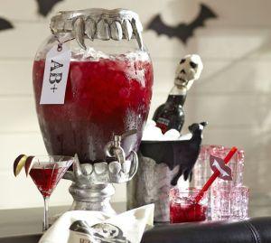 bicchiere di sangue