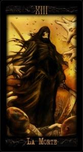 La Morte - XIII tarocco