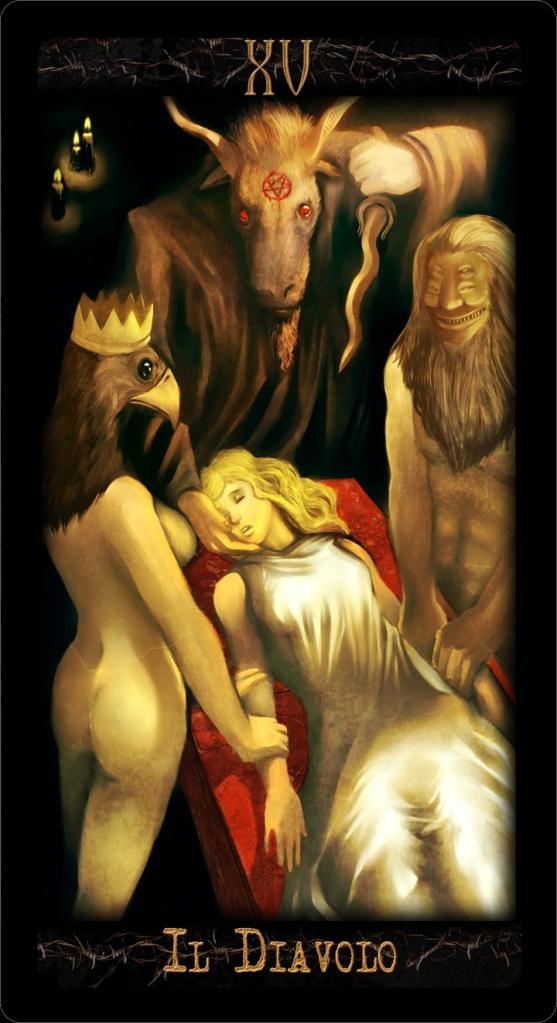 XV  Il Diavolo (Sine Requie, Asterion Press)