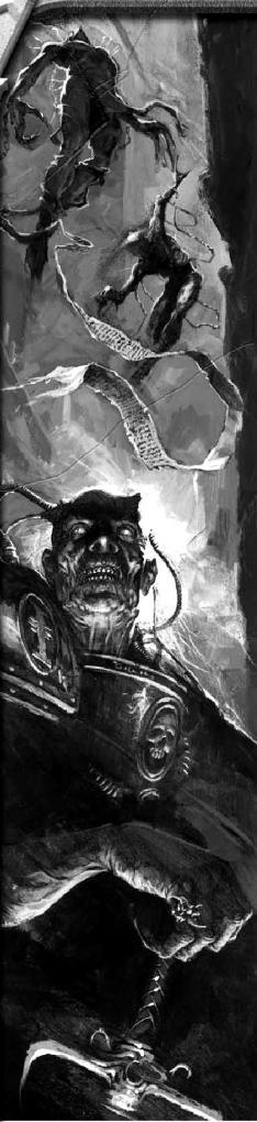 Dark Heresy - Inquisitore Quixos
