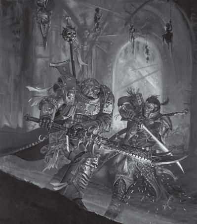 Duello tra inquisitore radicale e
