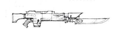 fucile laser - 1