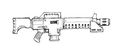 fucile automatico