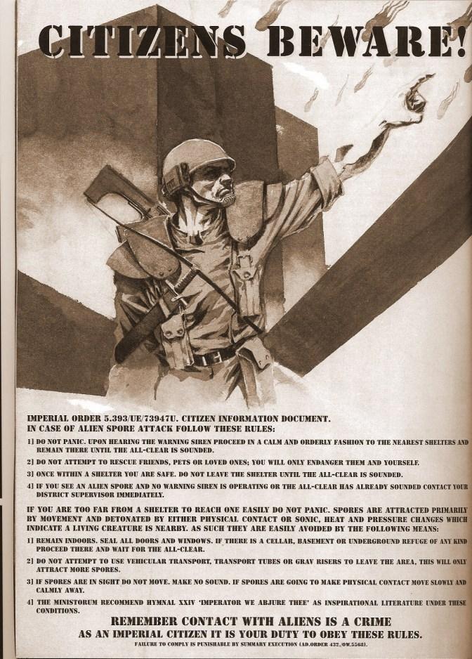 beware citizens (Imperium)