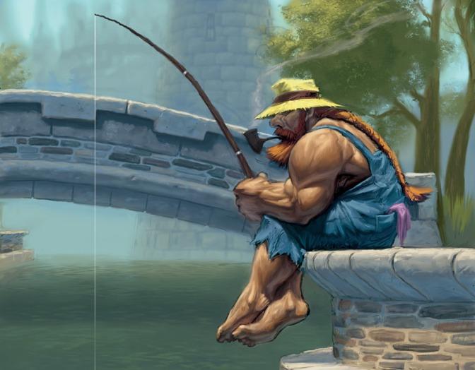 Nano pescatore (WoW)
