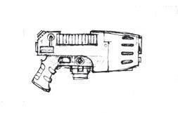 pistola plasma