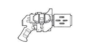 pistola termica (o pistola inferno)