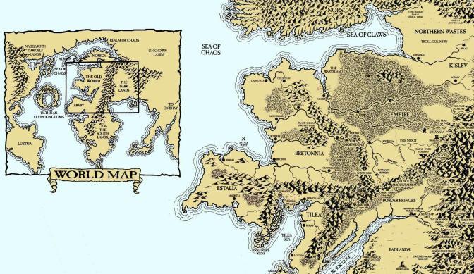 warhammer - vecchio mondo (impero)