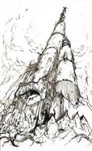 La torre di Kavzar - warhammer fantasy