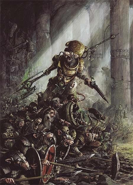 skaven warhammer fantasy