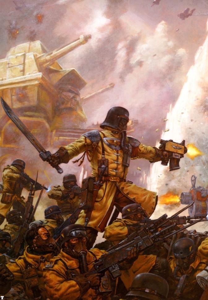 Steel Legion (armageddon)
