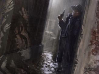 verità sotto la pioggia - Richiamo di Cthulhu