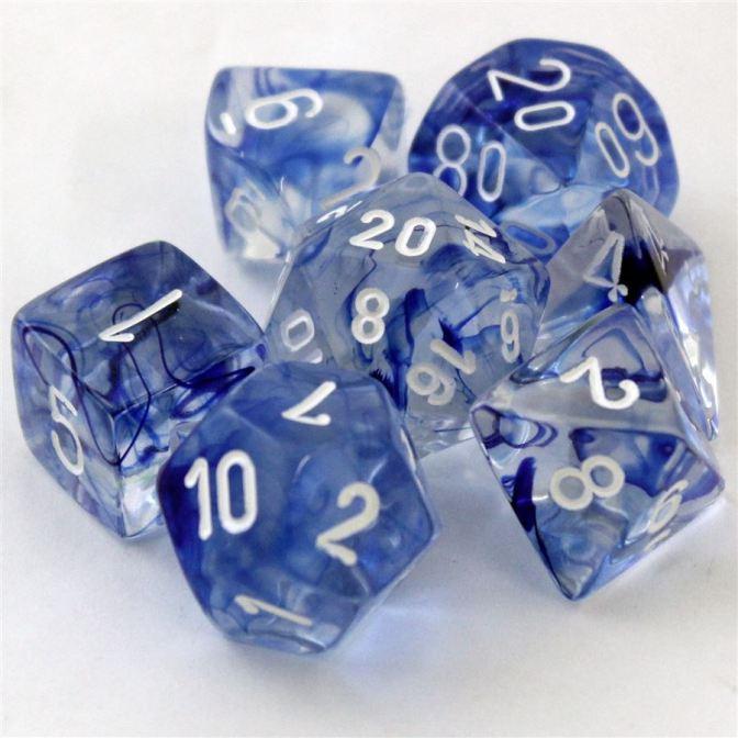chessex nebula dice