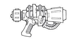 pistola ragnatela