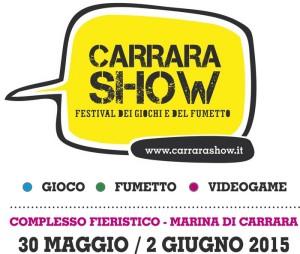 carrara show logo-con-date