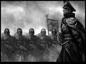 Imperial Guard - Inspecting_the_troops