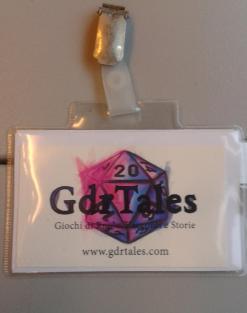 Nuovo logo di GdrTales!