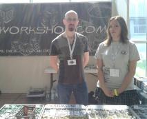 GdrTales e Q-Workshop (per una volta il controluce non è stato (non del tutto) colpa mia!)
