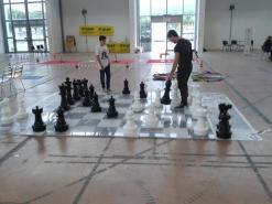 mega partita a scacchi!