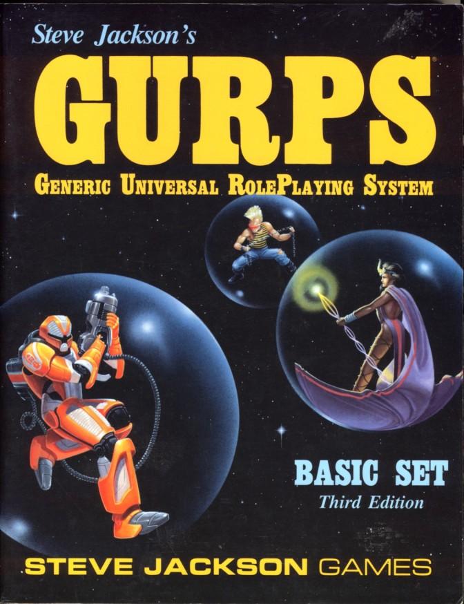 gurps manual