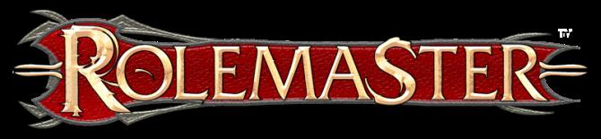 Rolemaster logo banner