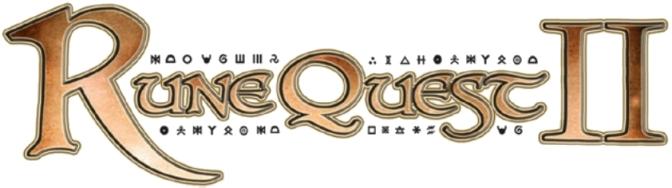 Rune Quest II - logo banner