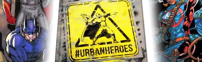 UrbanHeroes banner logo