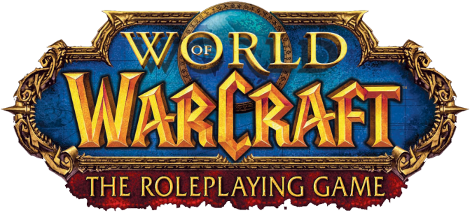 WorldofWarcraft RPG Logo banner